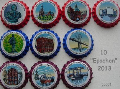 10 Stralsunder Epochen 2013 Aktions KK