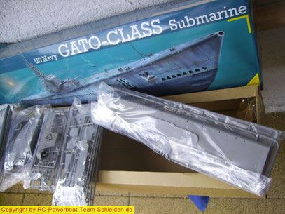 US NAVY U-Boot Gato Revell