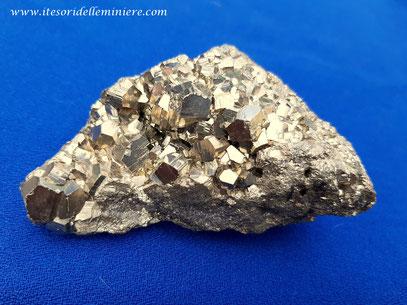 Pirite, miniera di Huanzala (Perù)
