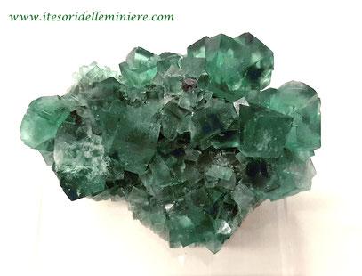 Cristalli di fluorite, contea di Durham (UK)