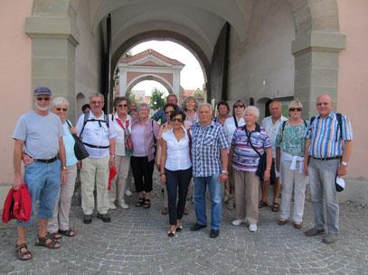 Ausflug nach Ulm 16.07 2014