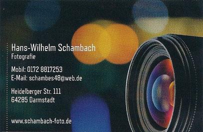 SCHAMBACH FOTO
