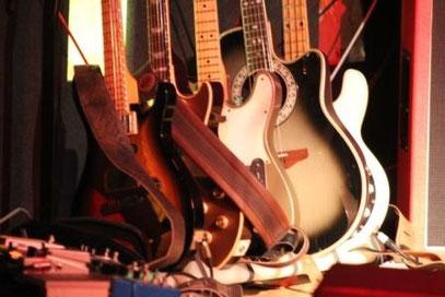 Fender, Gibson...