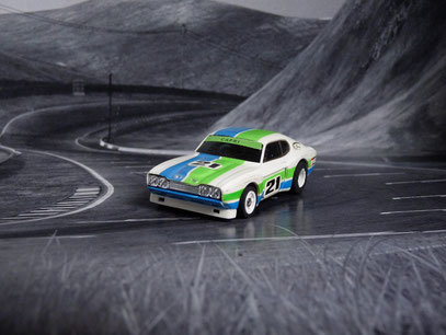 Faller AMS AURORA AFX Ford Capri