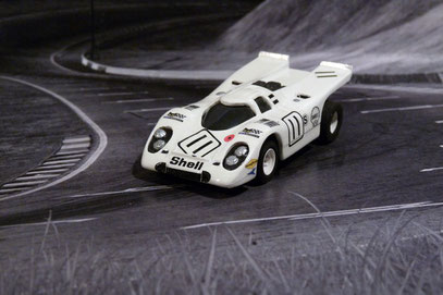 Faller AMS AURORA AFX Porsche 917k