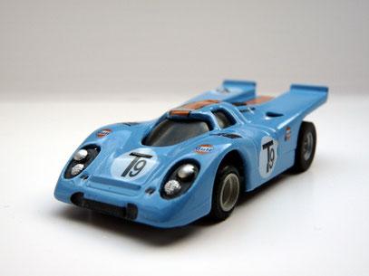Porsche 917k Test Monza 1970