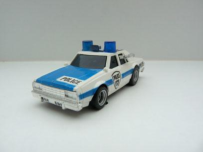 Faller AMS AURORA AFX Police Car