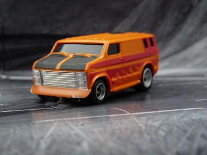Faller AMS AURORA AFX Custom Van