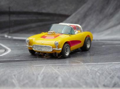 '57 Corvette Convertible