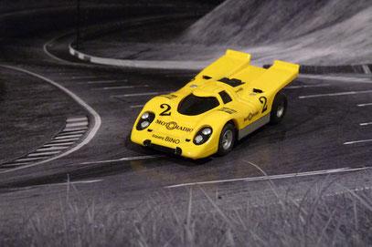 AURORA AMS AFX Porsche 917k EQUIPE BINO