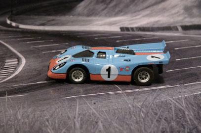 AURORA AFX Porsche 917K