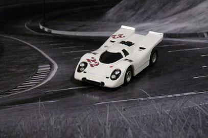 AURORA AFX Porsche 917k Team Porsche Konstruktionen