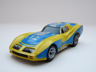 Faller AMS AURORA AFX Corvette #1022