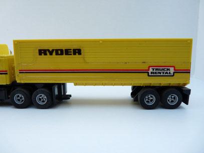 Kasten-Auflieger RYDER