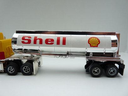 Faller AMS Shell Tank-Auflieger