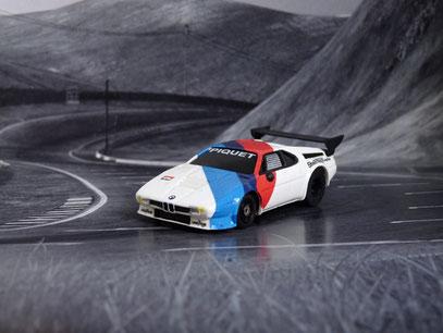 AURORA AFX BMW M1 ProCar, Team BMW Motorsport, Nelson Piquet