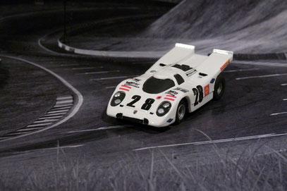 Faller AURORA AFX Porsche 917k Team Salzburg