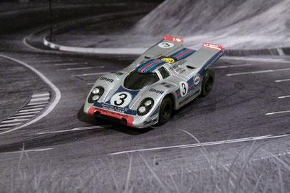 Faller AURORA AFX Porsche 917k Gulf