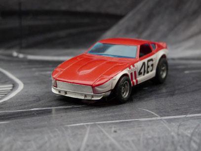 Bre Datsun 240Z rot / weiß roter Streifen #46