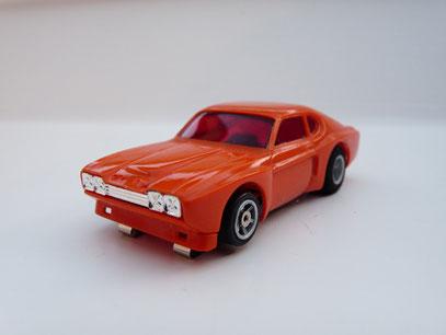 AURORA AFX Ford Capri RS 2600 orange