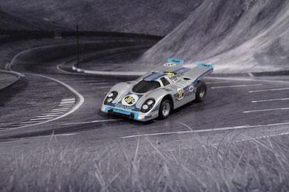 Faller AMS AURORA AFX Porsche 917k Martini Racing