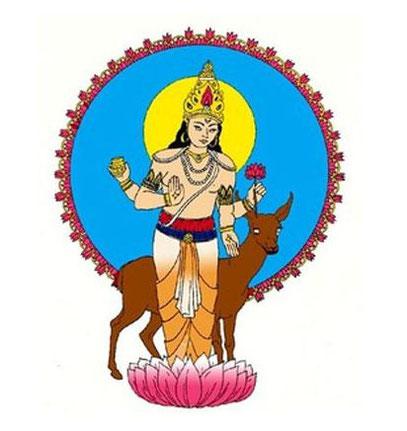 Hindu-Gott Soma