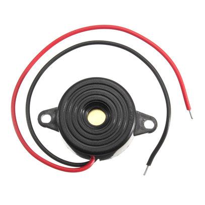 buzzer, piezoelectrico, zumbador, guatemala, electronica, electronico, buzzer piezoelectrico