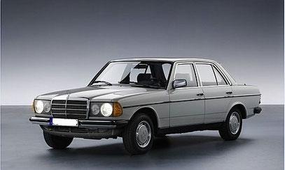 Mercedes Benz Typ 123, 200 D