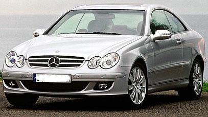 Mercedes Benz CLK 200K Coupe