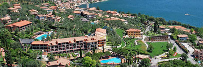 Hotel Caravel in Limone sul Garda