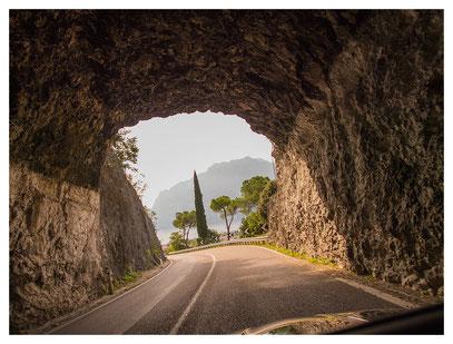 """""""Tor zum Paradies"""" Gardasee"""