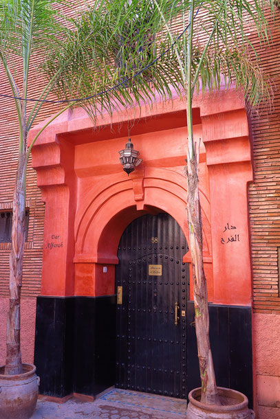 Hotel in  der Medina