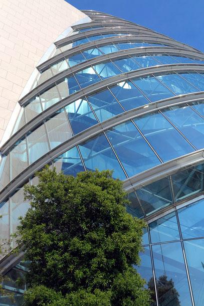 Convention Centre mit gläsernem Atrium