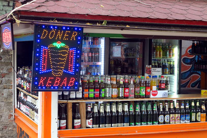 RAW Kiosk an der Revaler Straße