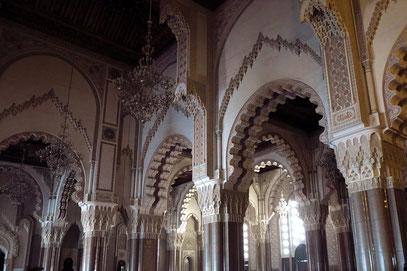 Arkaden der Großen Halle