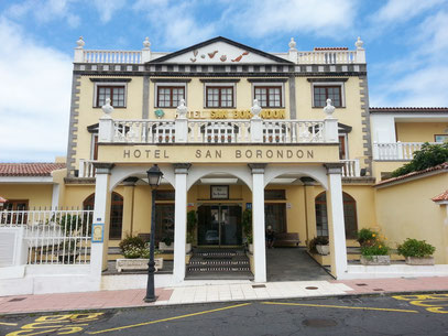 Hotel San Borondon ...