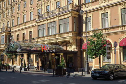 Belmond Gran Hotel Europe
