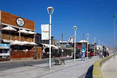 Promenade von Caldera
