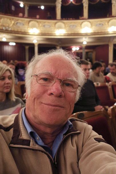 """Besuch von """"Schwanensee"""" in der Lemberger Oper"""