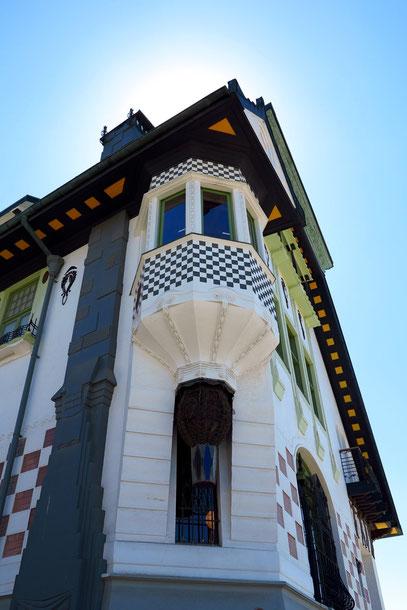 Palacio Barburizza, Detail