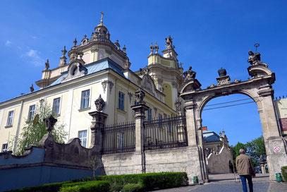 Griechisch-katholische Sankt-Georgs-Kathedrale (1744–1770)