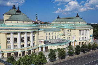 ... Oper und Konzertsaal