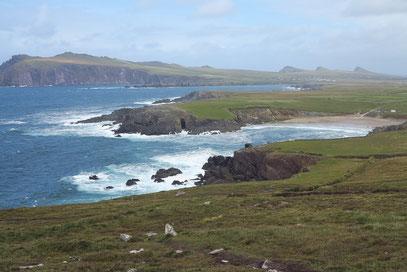 Küstenlandschaft auf der Dingle-Halbinsel
