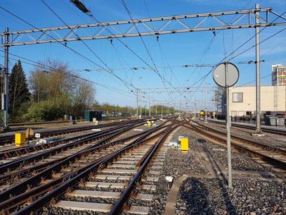 Umsteigen in Heerlen zwischen 08:35 und 09:05 Uhr