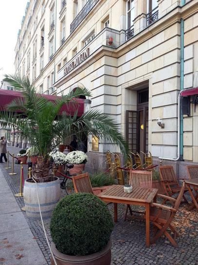 Hotel Adlon Kempinski, eines der luxuriösesten Hotels in Deutschland