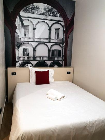 Mein Zimmer 207 im B&B Napoli