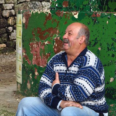 Maltesischer Weinbauer