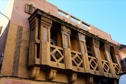 Marrakesch, im jüdischen Viertel