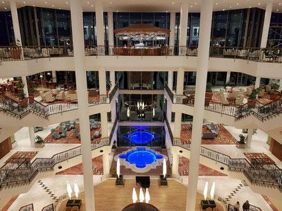 Hotel SBH Costa Calma Palace, Eingangshalle