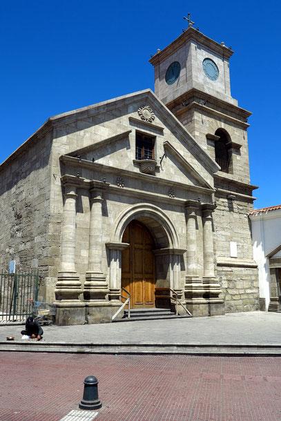 La Serena. Convento Nuestra Senora de Gracia